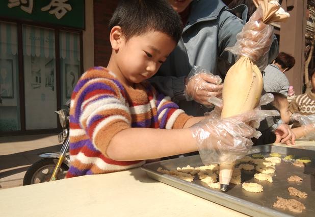美好食光节:一场碧桂园河北区域业主的美食DIY盛宴