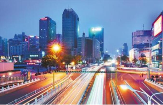 """大力发展""""4+4""""现代产业 石家庄坚持新发展理念建设经济强市"""